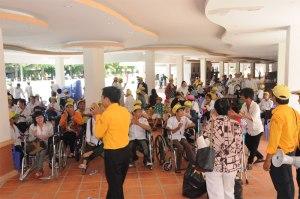 Du lịch cho người khuyết tật