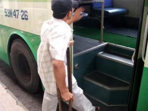 Xe buýt từ chối NKT