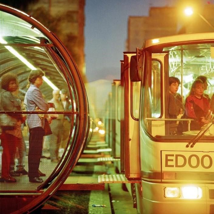 Xe buýt tiếp cận