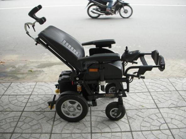 Có nhiều loại xe lăn điện trên thị trường với nhiều tính năng